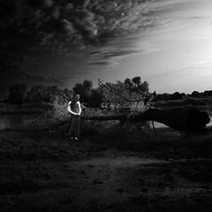 broken (old&timer) Tags: blackandwhite composite model background digitalart fantasy infrared oldtimer deviantart imagery liamstock song4u laszlolocsei