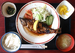 #8219 trout lunch set (Nemo's great uncle) Tags: trout   food  lunch  restauranttrout  kanagawaprefecture  ashigarashimogun  hakonemachi  hakone