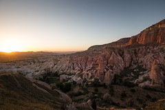 Rose Valley, Cappadocia (tclemitson) Tags: turkey cappadocia goreme kapadokya rosevalley redvalley