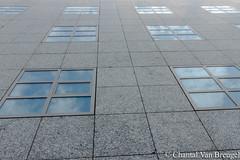 Architectuur Leeuwarden (Chantal van Breugel) Tags: wolken friesland architectuur leeuwarden weerspiegeling reflecties canon50d canon1585