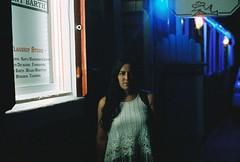 (ryan.fox80) Tags: street leica vacation holiday film night analog zeiss 35mm island stbarths leicam6 filmphotography gustavia cinestill
