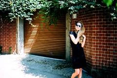 hi (Berdnik Dmitriy) Tags: street light sunset shadow summer portrait sun sunlight green art film girl fashion wall 35mm evening nice italian nikon soft pretty shine sweet geometry quality vista hd 100 afga