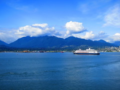 IMG_2670 (sevargmt) Tags: vancouver british colombia bc canada cruise ncl norwegian pearl may 2016 downtown place holland america volendam ship