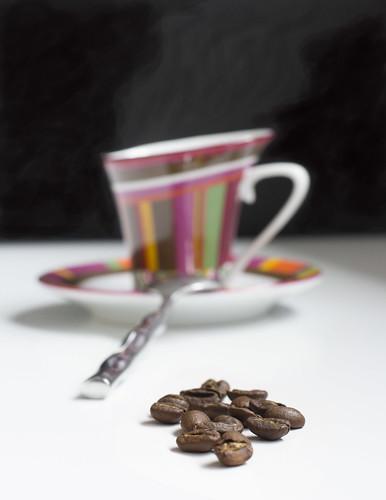 Fort de café !