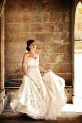 Illuminated (Szmytke) Tags: wedding house bride scotland dress banff duff neville coture suszanne