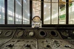 Dusty & Rusty (Photonirik) Tags: urban dusty abandoned factory path decay exploring rusty places ruine exploration oblivion ue urbex urbaine oubli urbexing