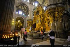 Cathedral of Mexico City (DGNacho.com) Tags: city church architecture mexico gold cathedral god centro iglesia indoors bonita cristo virgen pilgrim peregrino religiosa historico religioso catederal cdmx
