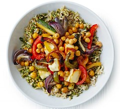 Hesvit herby-rice-with-roasted-veg-chickpeas-halloumi (Hesvit) Tags: smart heart watch band monitor tips monitors wearable fitness healthcare tracker wristband active rate trackers smartband smartwatches hesvit hesvitband