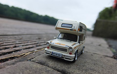 "Trabant 601 1980 ""Wohnmobil"" (rubel roy's photography) Tags: toy 1980 trabant toycar wohnmobil diecast 601"