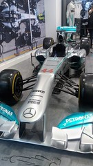 Mercedes AMG Petronas F1 Car (Grumman G1159) Tags: car mercedes f1 hybrid w07