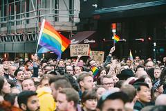 Orlando Vigil - Soho, London (Olly Newport) Tags: street old gay london orlando shrine candles compton soho streetphotography lgbt activism journalism loveislove lgbtq loveisfree