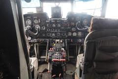 mercure cockpit (dadiolli) Tags: cockpit speyer technikmuseum airinter technikmuseumspeyer dassaultmercure