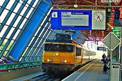 Nederlandse Spoorwegen 1745 Lelystad-Centrum (Nederland)