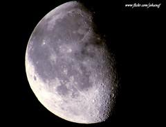 Lune (johanqf) Tags: light sky moon white black up lune dark stars mond solar mare space satellite astro luna system craters relief crater lua astronomy universe astronomia lunar kuu satelite mne maan mnen    gealach tungli supermoon