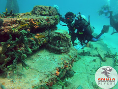 Scuba Diving-Miami, FL-Jun 2016-9 (Squalo Divers) Tags: usa divers florida miami scuba diving padi ssi squalo divessi