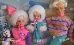 (MagdaQ) Tags: barbie 1990s
