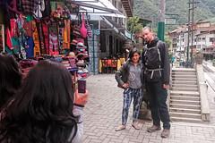 """Atrakcja turystyczna"" w Aguas Calientes | Aguas Calientes ""tourist atraction"""