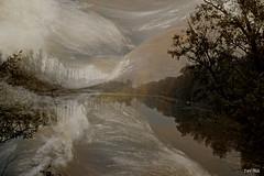 Remembering Carl Spitzweg (arTARO) Tags: canon painting landscape photography eos artist fotografie painter landschaft taro carlspitzweg maler gemlde 550d