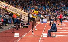 DSC_4587 (Adrian Royle) Tags: people sport athletics jumping birmingham nikon track action stadium competition running runners athletes throwing alexanderstadium britishathletics britishathleticschampionships2016