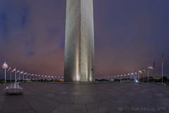 Washington Monument (D. Scott McLeod) Tags: panorama dawn washingtondc districtofcolumbia nationalmall washingtonmonument scottmcleod nationscapital dscottmcleod