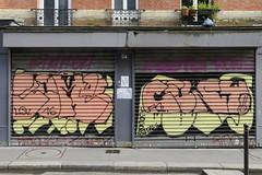 Tomek - Cony (Sbastien Casters (browse by artist)) Tags: tomek cony paris france street streetart graffiti art urbain urbanexploration urban