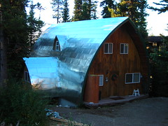 Big White - Full metal jacket (~ Blu ~) Tags: shine blu chalet bigwhite hwy33