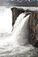 Goafoss, Iceland (Tiphaine Rolland) Tags: water waterfall iceland nikon eau falls 1855mm 1855 cascade islande 2016 goafoss d3000 nikond3000