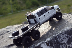 Ford F-350 6 door 6wd 20 (My Scale Passion) Tags: ford 6x6 scale rock truck bed flat micro extended rc mrc f350 crawler lifted losi 6wd 6door myscalepassion
