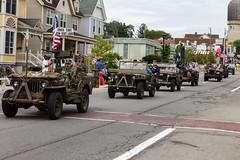 Parade of Jeeps (BRB1952) Tags: michigan ypsilanti 4thofjulyparade