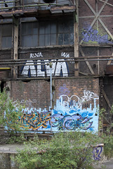 Industrial - 006 (Jupiter-JPTR) Tags: sf alva germany graffiti industrial cologne sone lazy colonia ccaa topas jptr atok hiddenspaces abandonedarea