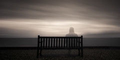 Self (richard carter...) Tags: sea beach self bench ghost lonngexposure canoneos5dmk21635
