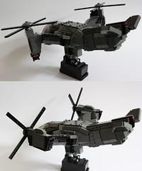 Serpent Gunship Functionality (✠Andreas) Tags: lego aircraft vtol gunship legovtol legogunship vtolgunship thepurgeeu stealthgunship eugunship legovtolgunship euvtol