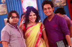 ASHI TIWARI & BHOJURI CELEBRITIES (hsmdentertainment) Tags: celebrities ashi tiwari