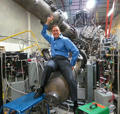 Steampunk Fusion (jurvetson) Tags: canada tour general columbia research burnaby british plasma fusion michel lead reactor molten steampunk