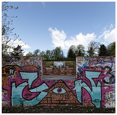 142-365 (jimmy.cooper) Tags: canon graffiti scotland livingston sigma1020mm project365 eos650d