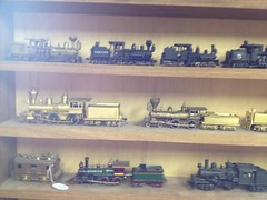 Part of My HO Scale Brass Steam & Diesel Collection (bslook1213) Tags: scale o s ktm shay locomotive vulcan ho brass porter 440 locomotives climax 260 lmb kmt scalemodels pfm mogal on3 samhongsa hon3