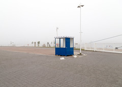 Rostock Port (duesentrieb) Tags: fog port germany deutschland warnemünde europa europe nebel hafen rostock mecklenburgvorpommern tumblr