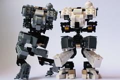 Sentinels Update ([DARKWATER]) Tags: lego legomecha legomech thepurge legogekko eusentinel