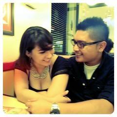 (devujea) Tags: boy love girl smile couple shy laugh embrace flickrandroidapp:filter=flamingo
