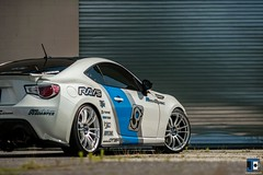 """RAYS Gramslight 57Xtreme - BRZ - 19x9.5 +43 5x100 • <a style=""""font-size:0.8em;"""" href=""""http://www.flickr.com/photos/64399356@N08/9075846891/"""" target=""""_blank"""">View on Flickr</a>"""