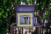 Little Free Library Box in Mar Vista, California (ChrisGoldNY) Tags: california cute public poster la losangeles funny forsale purple libraries literary free books socal posters albumcover boxes bookcover southerncalifornia gimmicks bookcovers albumcovers marvista laist losangelescounty publicservices chrisgoldny chrisgoldberg chrisgold chrisgoldphoto chrisgoldphotos