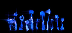 Happy Families (Reciprocity) Tags: blue light people families 35mmfilm refraction metropolis analogue lensless caustics photogram diffraction lightart shadowgraph experimentalphotography refractograph refractography lms242 s20656 bs915