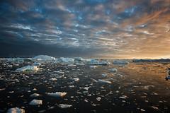 Mitternachtsonne #3 (gerhard.rasi) Tags: greenland 28 iceberg nikkor eisberg grnland ilulissat 2470 2013 rasi dsc5430 rasich d800e