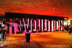 Beatles Revolution Bar at the Mirage, Las Vegas. (Infinity & Beyond Photography: Kev Cook) Tags: bar hotel lasvegas lounge casino revolution beatles mirage