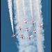 RAF Red Arrows Display