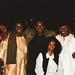Chief Stephen Osita Osadebe (RIP) from Nigeria Hosted by  Equator Club Philadelphia Fouzia from Somalia with Nigerian People 1997 167