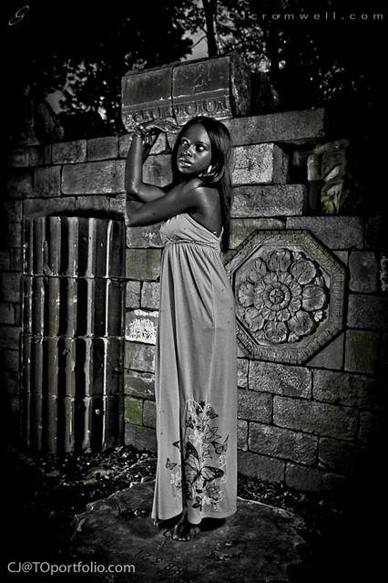 Angie Thompson (Column Photoshoot)