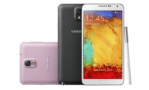 Video Samsung Galaxy Note 3 preview