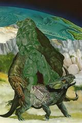 malachite dinos (bezembinder) Tags: monster bezembinder