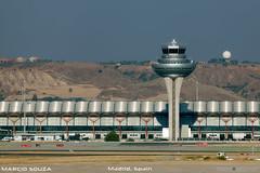 BAJARAS AIRPORT | MADRID, SPAIN | LEMD (marcio.lino) Tags: madrid tower atc airport bajaras lemd atcbsb marciolino
